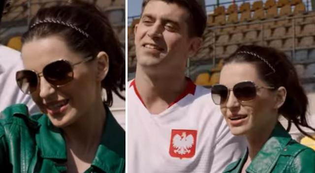 BOMBA! Anna i Robert Lewandowscy w Uchu Prezesa (VIDEO)