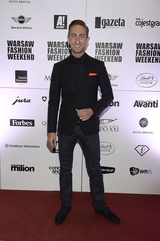 Warsow Fashion Weekend, a one ubra�y si� jak cyrku (FOTO
