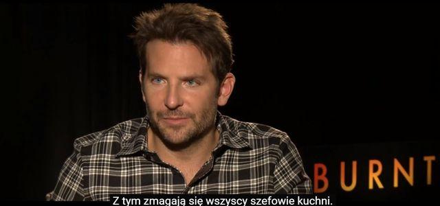 Jakóbiak zapytał Siennę Miller jak całuje Bradley Cooper