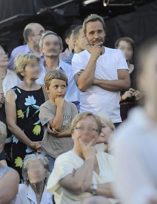 Były mąż Mlynkovej oklaskuje ją na koncercie (FOTO)