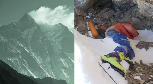 Zielone Buty Najbardziej Znane Zwloki Na Mount Everest