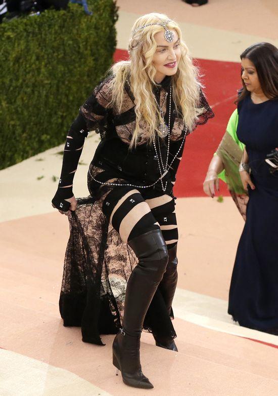 Madonna chce ponownie wyjść za... Seana Penny'ego! (VIDEO)