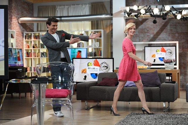 Córka Turskiego, Urszula Chincz, nową gwiazdą TVP (FOTO)