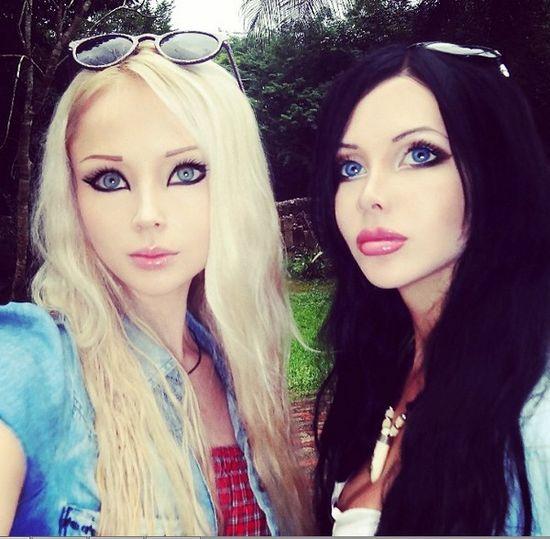 Luxuria Astaroth przypomina ju� �yw� lalk� Barbie! (FOTO)