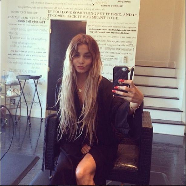 Vanessa Hudgens ścięła włosy! (FOTO)