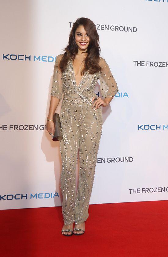 Vanessa Hudgens na premierze nowego filmu (FOTO)