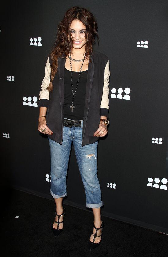 Vanessa Hudgens kontra Miley Cyrus (FOTO)