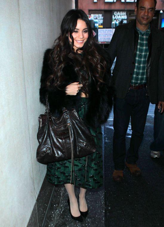 Vanessa Hudgens: Kocham brzydko wyglądać!