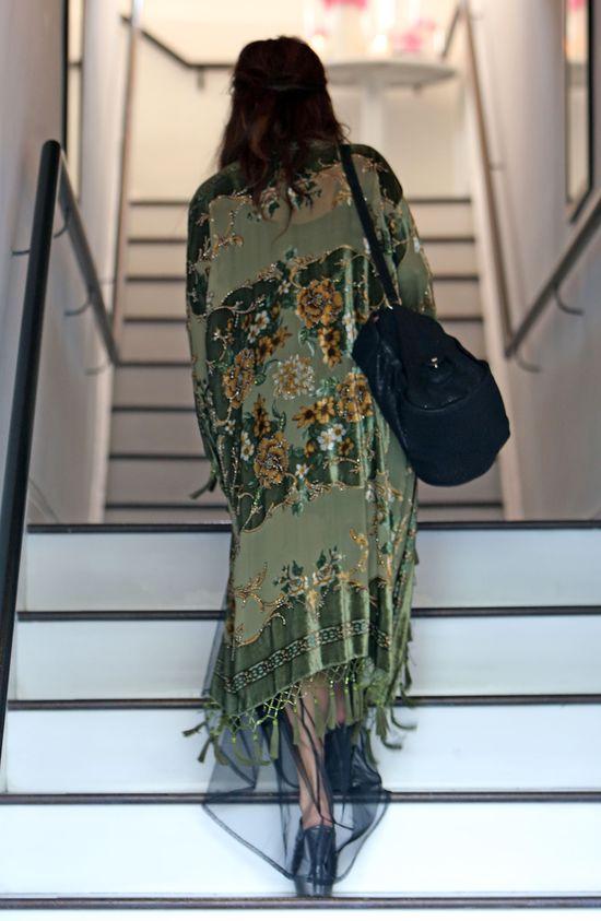 Gotycki look Vanessy Hudgens (FOTO)