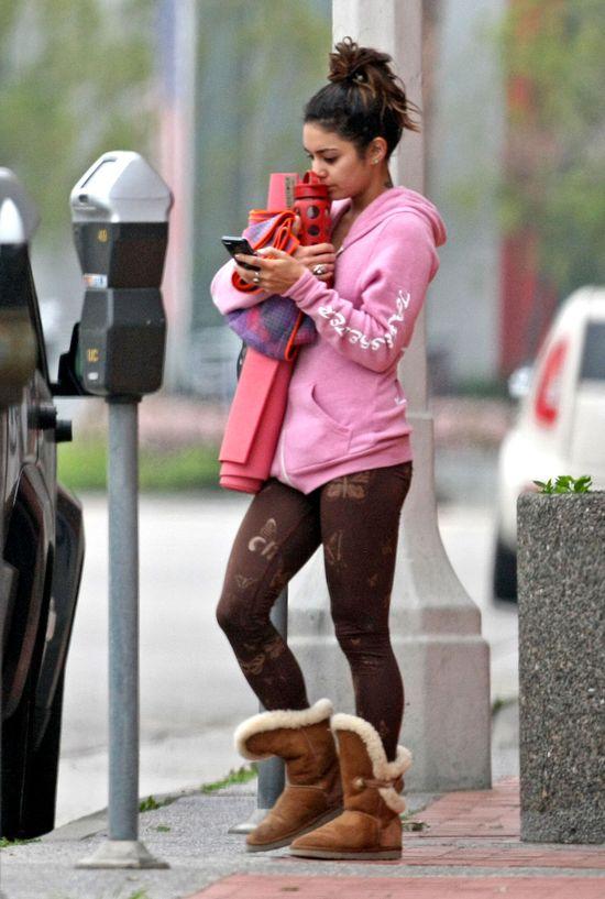 Vanessa Hudgens też miewa gorsze dni (FOTO)