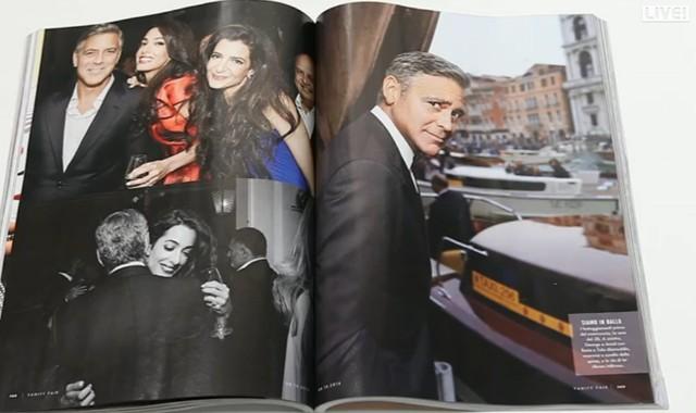 Czy Amal Alamuddin jest tak żądna sławy jak Kim Kardashian