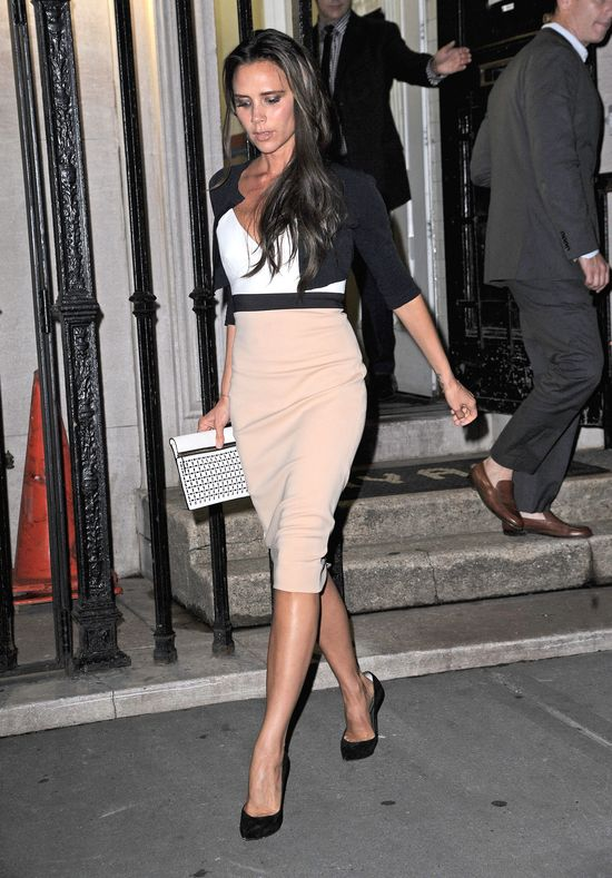 Victoria Beckham - o wiele lepiej! (FOTO)