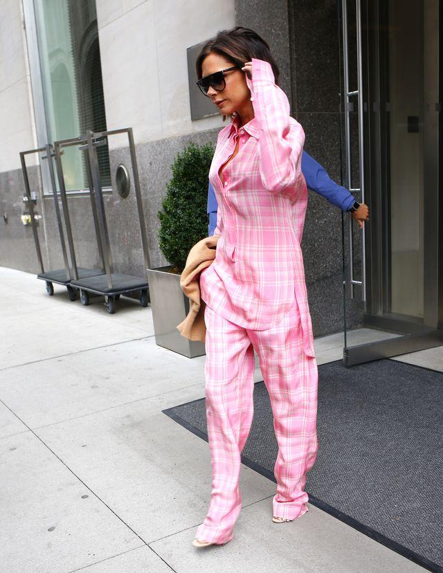 Macie niepowtarzalną okazję zobaczyć ikonę stylu w klasycznej piżamie