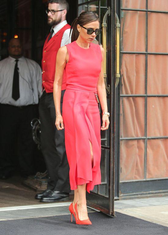 Victoria Beckham w CIĄŻY?