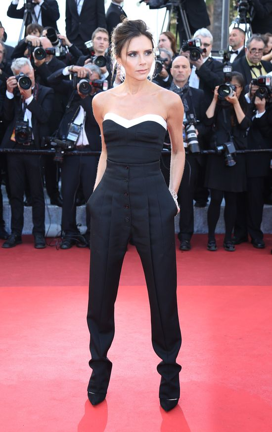 Victoria Beckham w piątej ciąży?