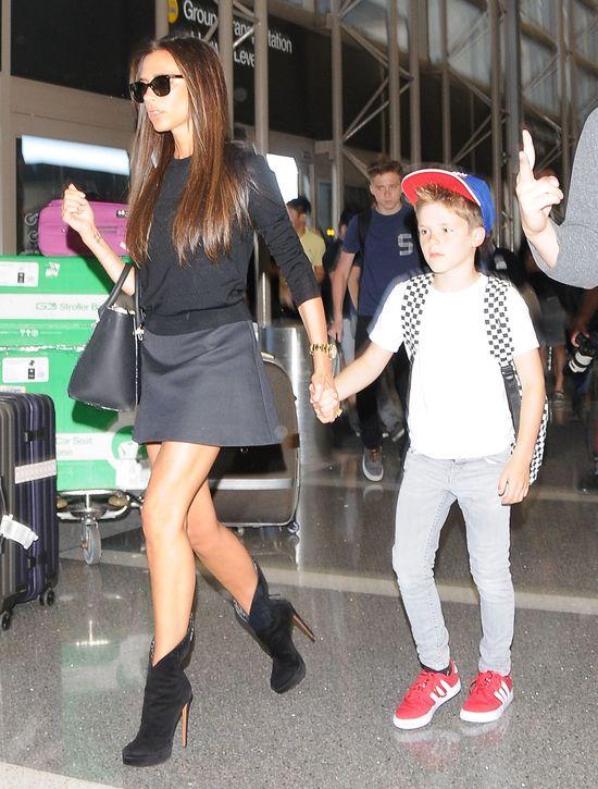 Victoria Beckham ukrywała przed dziećmi ważne informacje!