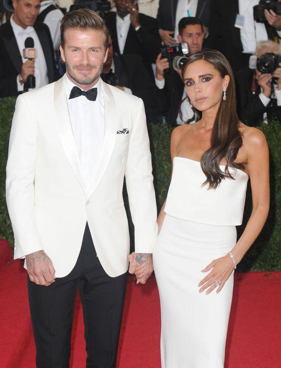 Beckhamowie potwierdzili, �e maj� si� za kr�l�w