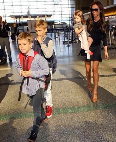 Harper Beckham jest PRZE-SŁOD-KA (FOTO)
