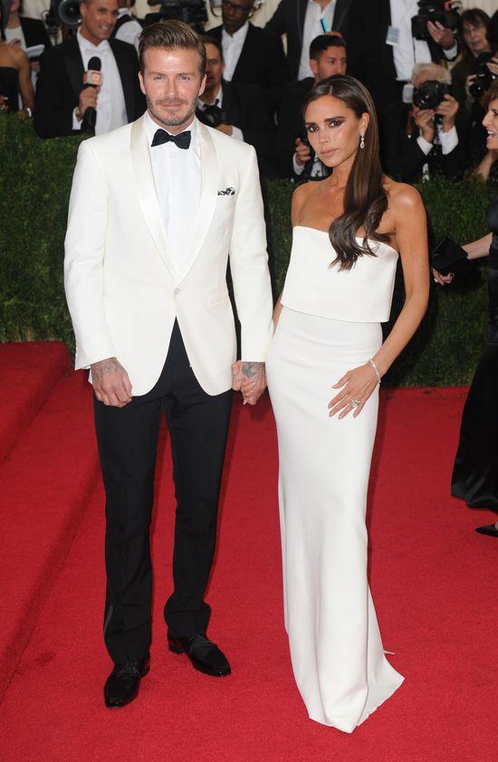 Ile w ostatnim roku zarobili Beckhamowie?