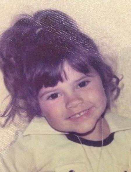 Victoria Beckam pokazała słodkie foto sprzed lat (FOTO)