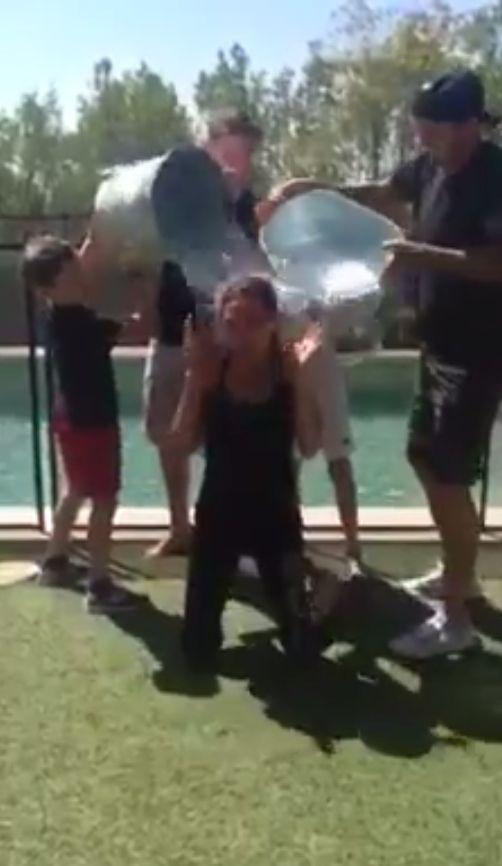 Jest i SPLASH Victorii Beckham (VIDEO)