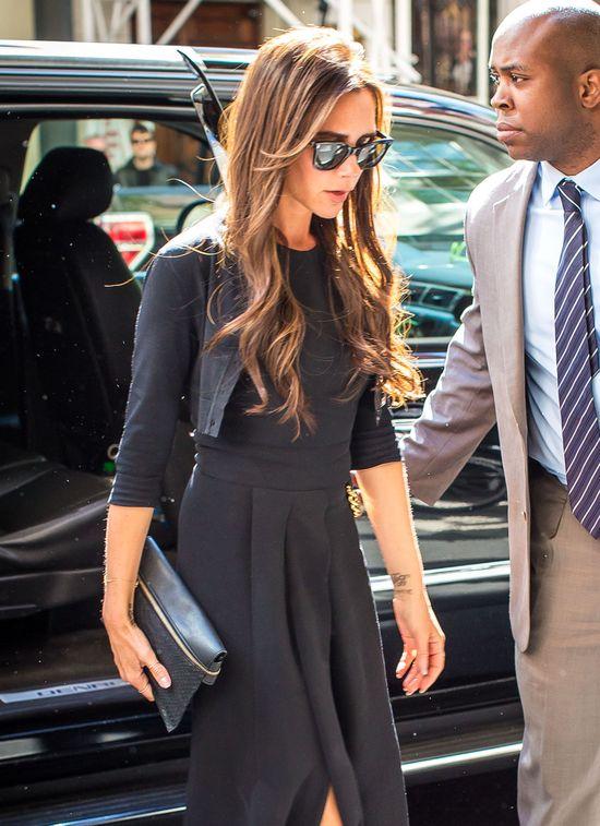 Kourtney Kardashian jak Victoria Beckham (FOTO)