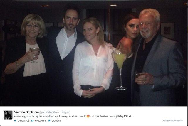 Victoria Beckham pokazała zdjęcia z urodzin (FOTO)