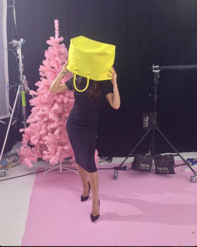 Victoria Beckham pokazuje, że ma poczucie humoru FOTO+VIDEO