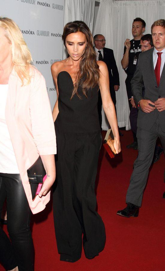 Media: Victoria Beckham Królową Złośliwej Miny (VIDEO)