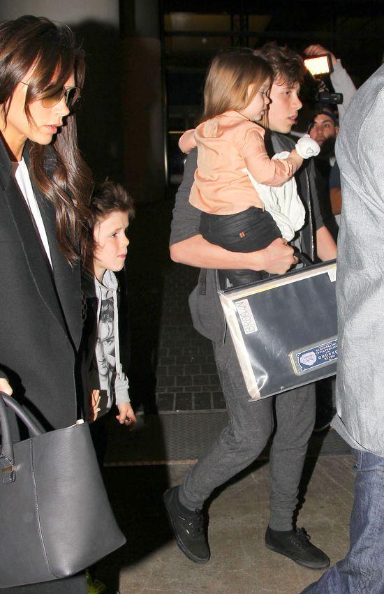 Internauci hejtują trzyletnią Harper Beckham! (FOTO)