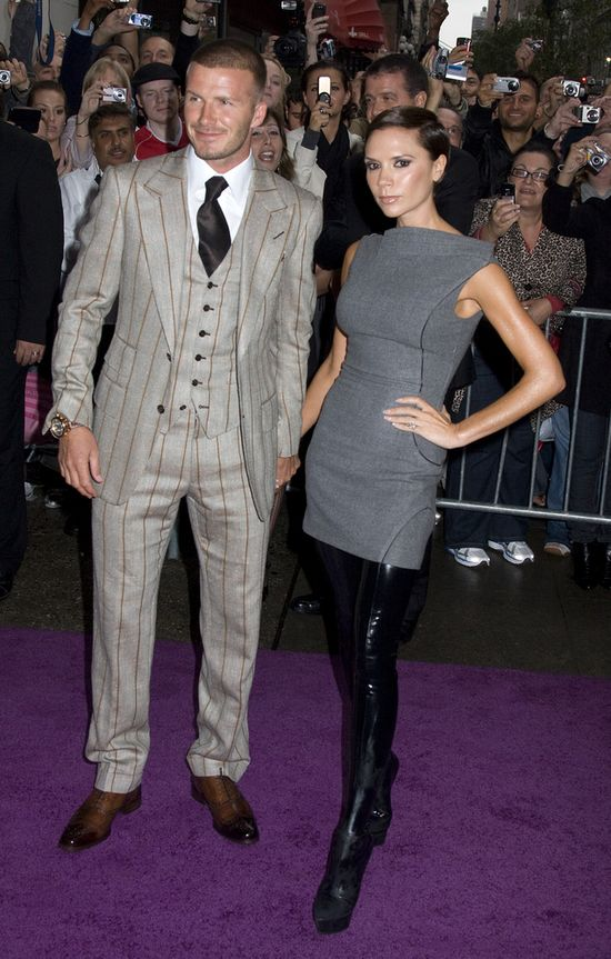 Szok! Victoria i David Beckham bior� ROZW�D?
