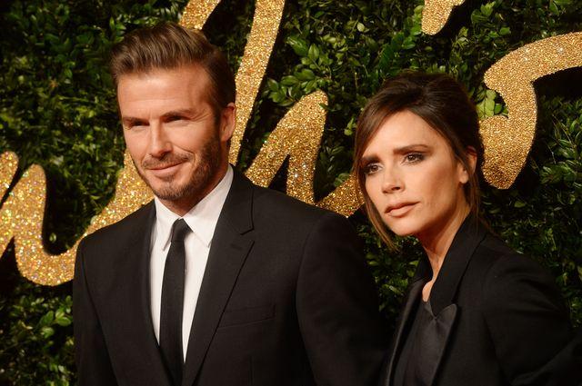 Śmieją się z Beckhamów - on piękny, ona bestia