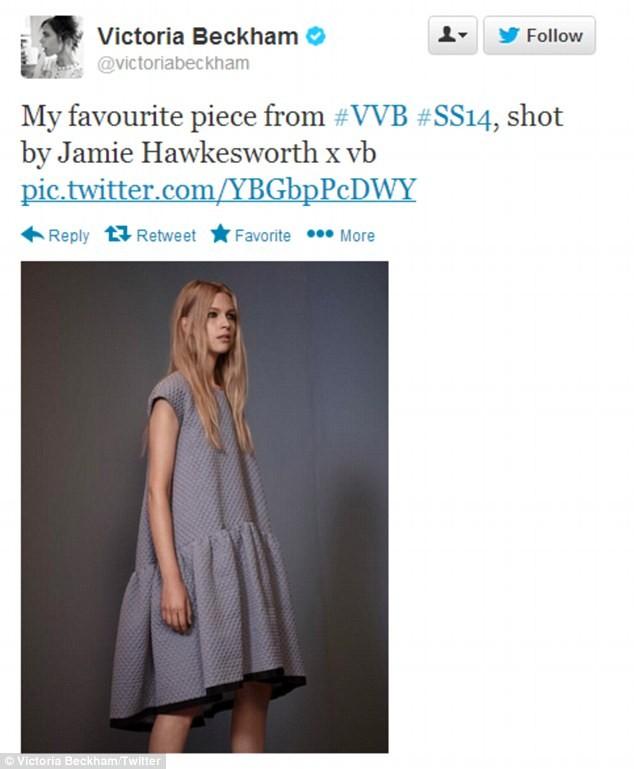 Victoria Beckham: Co to za WOREK? (FOTO)