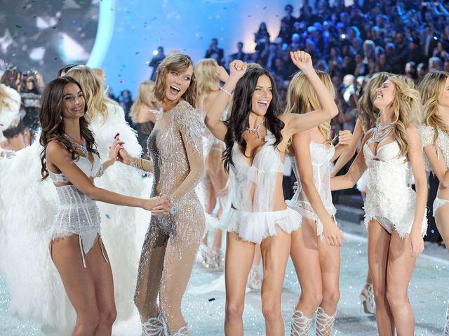 Kto jest sexy wed�ug anio�k�w Victoria's Secret? (FOTO)