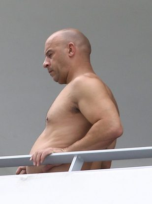 Ufff… Vin Diesel urodził? (Instagram)