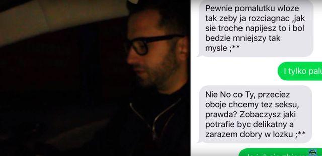 Wow! Polski YouTuber udawał dziewczynę i złapał pedofila!