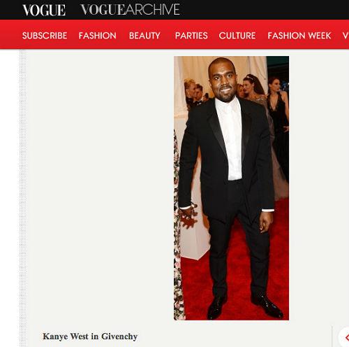 Kim Kardashian wycięta ze zdjęcia na Vogue (FOTO)
