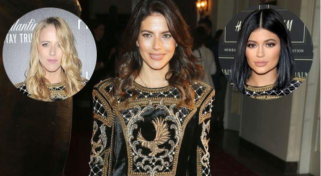 Rosati w ZA DUŻEJ sukience, tej samej co Kylie i Jessica!