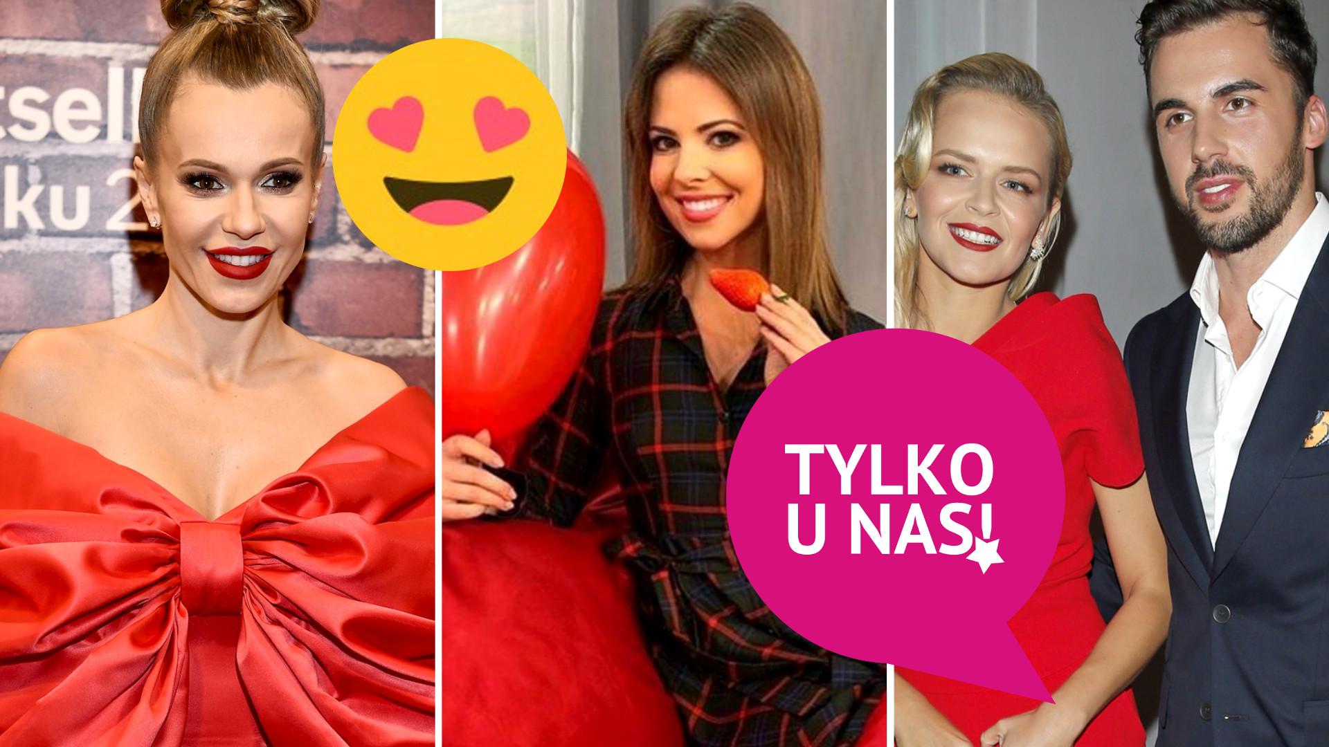 TYLKO U NAS: Gwiazdy zdradziły nam swoje plany na Walentynki
