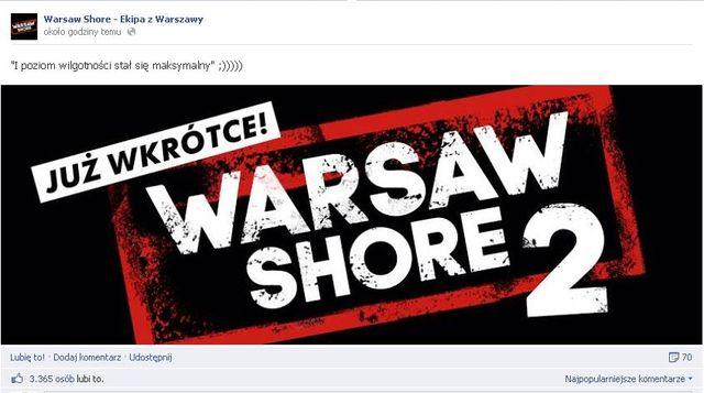 Będzie druga edycja Ekipy z Warszawy!