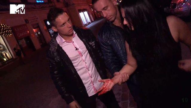 W Ekipie z Warszawy polała się KREW (VIDEO)