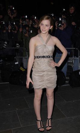 Emma Watson robi furorę
