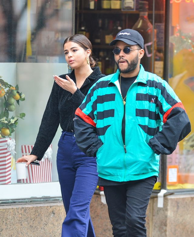 Spotkanie The Weeknd z TĄ kobietą zszokowało Selenę