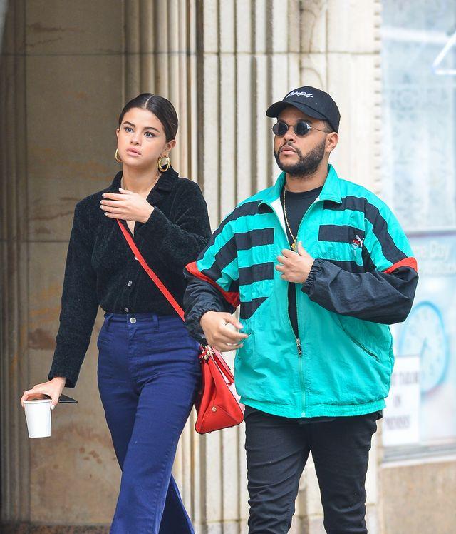 Spotkania The Weeknd z TĄ kobietą do doskonała zemsta na Selenie i Justinie