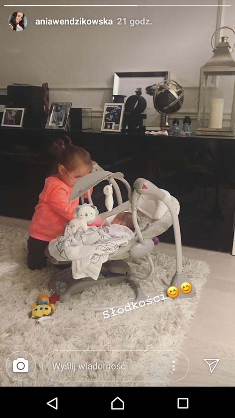 Anna Wendzikowska pokazała UROCZE zdjęcie z córeczką