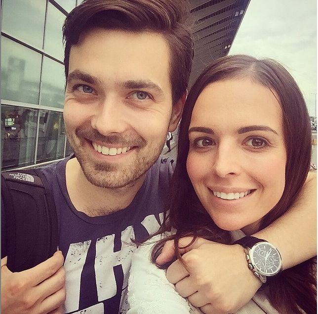 Pamiętacie, że Wendzikowska już raz wyszła za mąż?