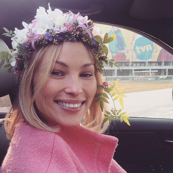 Weronika Książkiewicz już NIE jest blondynką (Instagram)