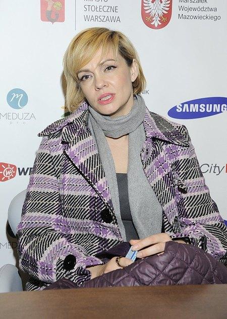 Weronika Marczuk: czy to mi�o�� tak j� uskrzydla? (FOTO)