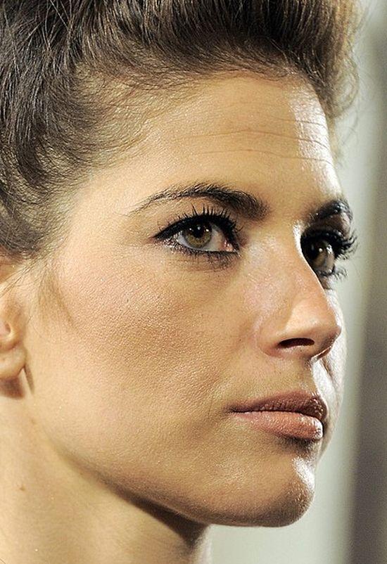 Weronika Rosati ma zmarszczki na okładce Elle (FOTO)