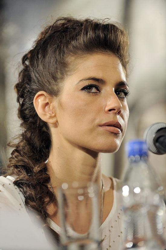 Rosati była na Złotych Globach z Adamczykiem (FOTO)
